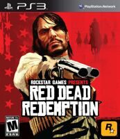 Диск PS-3 Red Dead Redemption б/у