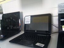 Нетбук HP Mini 110 Toch AMD-A4/RAM2/HDD500 б/у