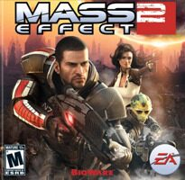 Диск PS3 Mass Effect 2 б/у