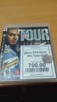 Диск PS3 Rock the Tour б/у