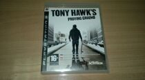 Диск PS-3 Tony Hawk.s Proving Ground б/у
