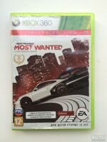 Диск XBox360 NFS Most Wanted б/у