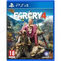 Диск PS4 FarCry4 б/у