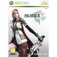 Диск X-BOX 360  Final Fantasy XIII б/у