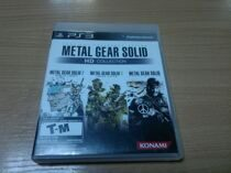 Диск PS3 Metal Gear Solid б/у